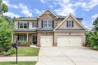 Alpharetta GA Single Family Home For Sale: $565,000