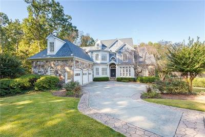 Atlanta Single Family Home For Sale: 460 Montwicke Chase