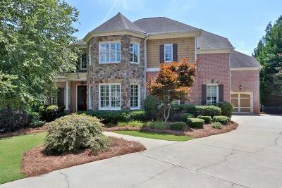 Single Family Home For Sale: 3300 Paige Heights Court