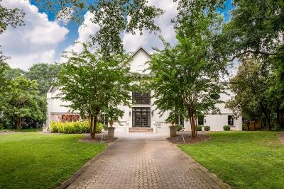 Atlanta Single Family Home For Sale: 3206 Arden Road NW