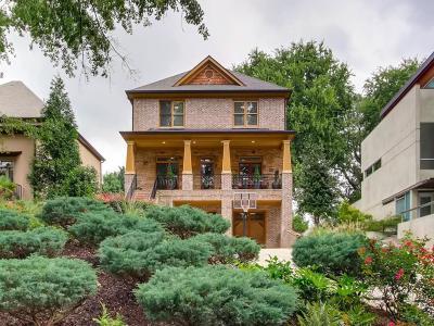 Brookhaven Single Family Home For Sale: 1451 Sylvan Circle NE