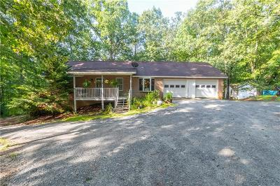 Buford Single Family Home For Sale: 3472 Old Thompson Mill Road