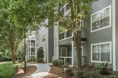 Sandy Springs Condo/Townhouse For Sale: 4106 Santa Fe Parkway #4106