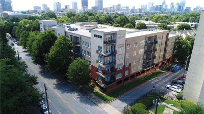 Atlanta Condo/Townhouse For Sale: 384 Ralph McGill Boulevard NE #409