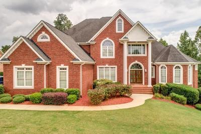 Jonesboro Single Family Home For Sale: 163 Worthington Way