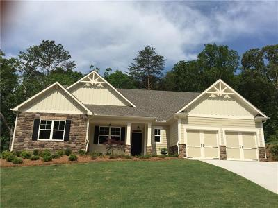 Canton Single Family Home For Sale: 123 Longleaf Drive