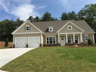Canton Single Family Home For Sale: 132 Longleaf Drive