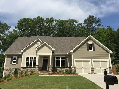 Canton Single Family Home For Sale: 121 Longleaf Drive
