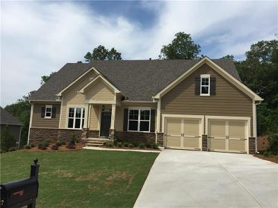 Canton Single Family Home For Sale: 127 Longleaf Drive