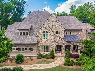 Suwanee GA Single Family Home For Sale: $2,199,000