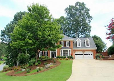 Acworth, Marietta Single Family Home For Sale: 623 Mistflower Drive NW