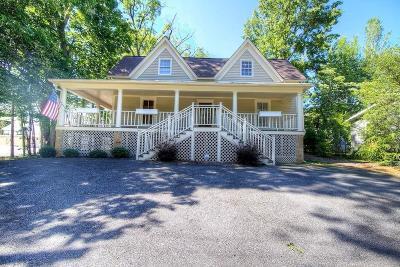 Acworth Single Family Home For Sale: 4496 Carnes Street