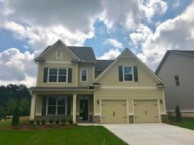 Kennesaw Single Family Home For Sale: 3334 Harmony Hill Road