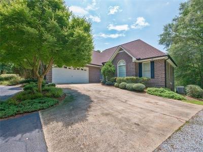 Douglasville Single Family Home For Sale: 4323 Highway 166