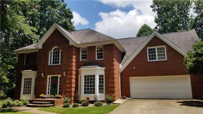 Dawsonville Single Family Home For Sale: 5630 Dunroven Court
