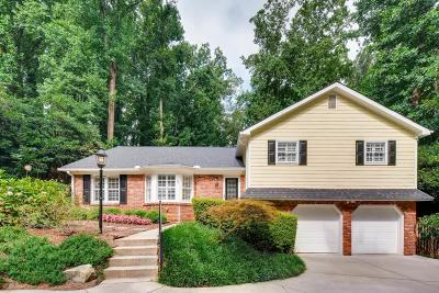 Atlanta GA Single Family Home For Sale: $549,000