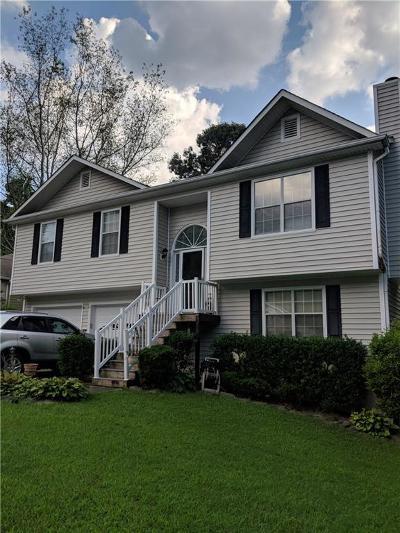 Buford Single Family Home For Sale: 4850 Brandon Acres Lane