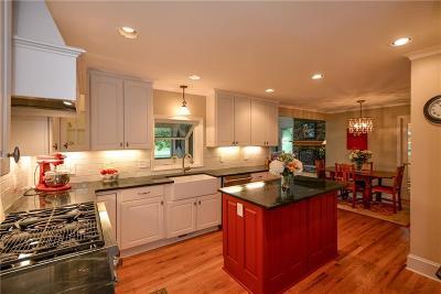 Marietta Single Family Home For Sale: 4310 Fairgreen Drive NE