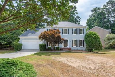 Alpharetta  Single Family Home For Sale: 11125 Sea Lilly Drive