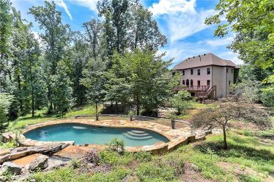 Alpharetta Single Family Home For Sale: 14635 Birmingham Highway
