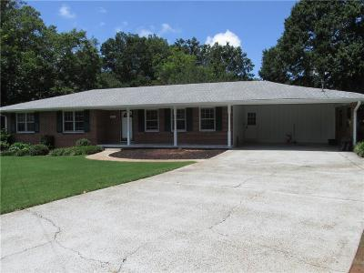 Snellville Single Family Home For Sale: 1829 Cates Court