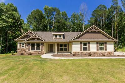 Newnan Single Family Home For Sale: 1658 Holbrook Road