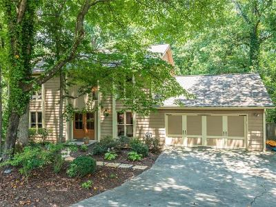 Marietta Single Family Home For Sale: 1760 Little Willeo Road