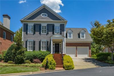 Single Family Home For Sale: 3532 Paces Ferry Circle
