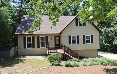 Roswell Single Family Home For Sale: 3565 Garrards Crossing NE