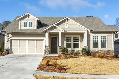 Woodstock Single Family Home For Sale: 115 Sheridan Drive