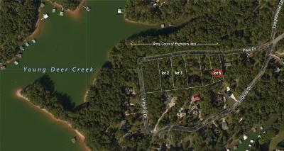 Cumming Residential Lots & Land For Sale: Lot 6 P W A Drive
