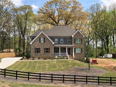 Lilburn Single Family Home For Sale: 4224 Five Forks Trickum Road SW