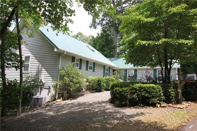 Towns County Single Family Home For Sale: 1065 Vista Road