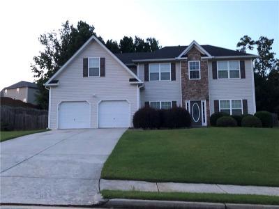Carroll County, Coweta County, Douglas County, Haralson County, Heard County, Paulding County Single Family Home For Sale: 4060 Jackie Drive