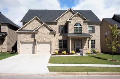 Lawrenceville Single Family Home For Sale: 1048 Virginia Oak Lane