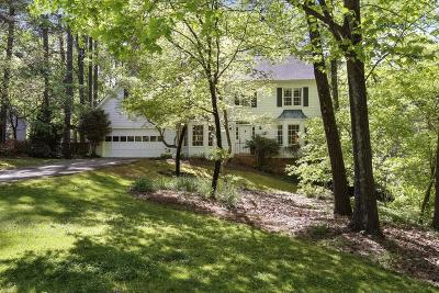 Single Family Home For Sale: 80 Millbrook Trace