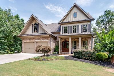 Dawson County Single Family Home For Sale: 7340 Crestline Drive