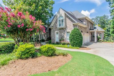 Johns Creek Single Family Home For Sale: 100 Windlake Cove