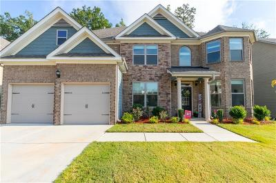 Acworth Single Family Home For Sale: 269 Fairway Drive