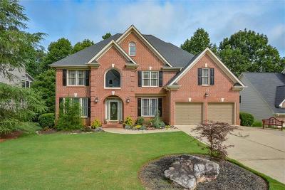 Woodstock Single Family Home For Sale: 5031 Winding Hills Lane
