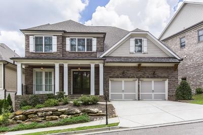 Smyrna Single Family Home For Sale: 3383 SE Bryerstone Circle SE