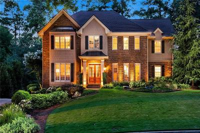 Johns Creek Single Family Home For Sale: 3250 Arborwoods Drive