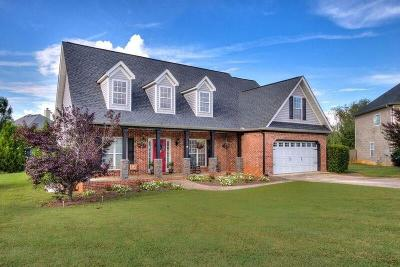 Cartersville Single Family Home For Sale: 38 Berkshire Drive NW