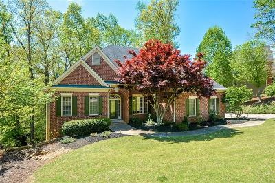 Cumming Single Family Home For Sale: 4360 Mantle Ridge Drive