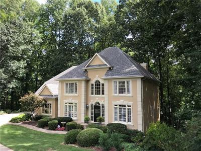 Milton Single Family Home For Sale: 440 Kensington Farms Drive