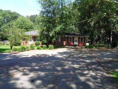 Lithia Springs Single Family Home For Sale: 7080 S Sweetwater Road