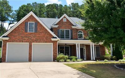 Dallas Single Family Home For Sale: 120 Mayflower Court