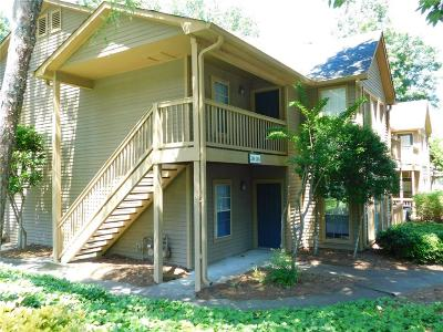 Smyrna Condo/Townhouse For Sale: 2304 Country Park Drive SE