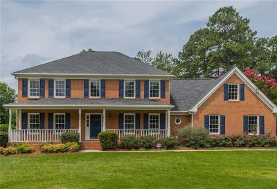 Snellville Single Family Home For Sale: 2490 Williamsdown Circle