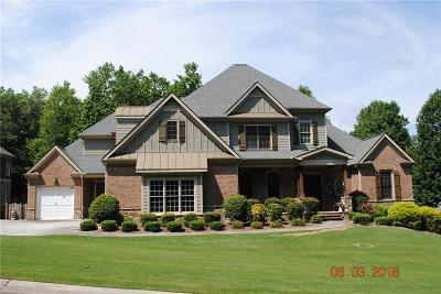 Canton Single Family Home For Sale: 836 Waterford Estates Manor